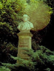 Samuel Hahnemann, Begründer der Homöopathie